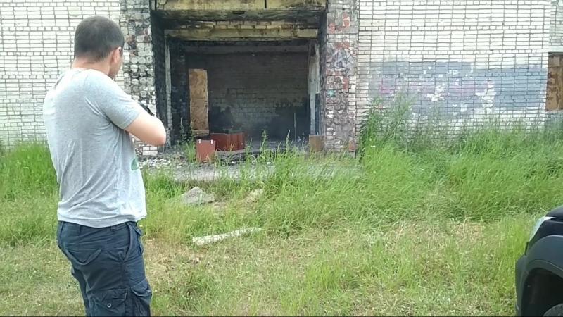 первый отстрел иж-81м