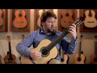 "W. Jellinghaus ""Bavaria 1"" Guitar, Jerome Ducharme Guitarist, Sofia Gubaidulina Composer"
