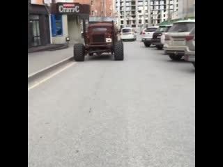 Безумный Макс в Перми