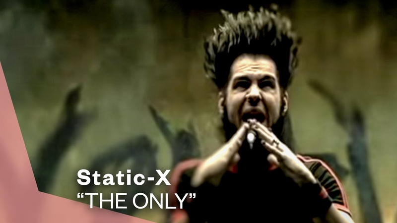 Static X The Only Official Music Video Warner Vault