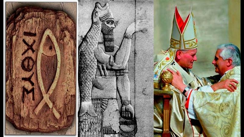 ИСТОРИЯ ВЕЛИКОЙ ПОДМЕНЫ ХРИСТИАНСТВОМ МИТРАИЗМА