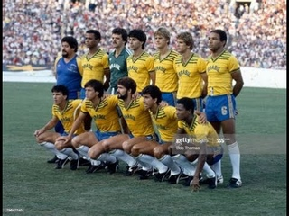 OLYMPIC GAMES 1984   QUARTERS OF FINAL  BRAZIL  vs CANADA