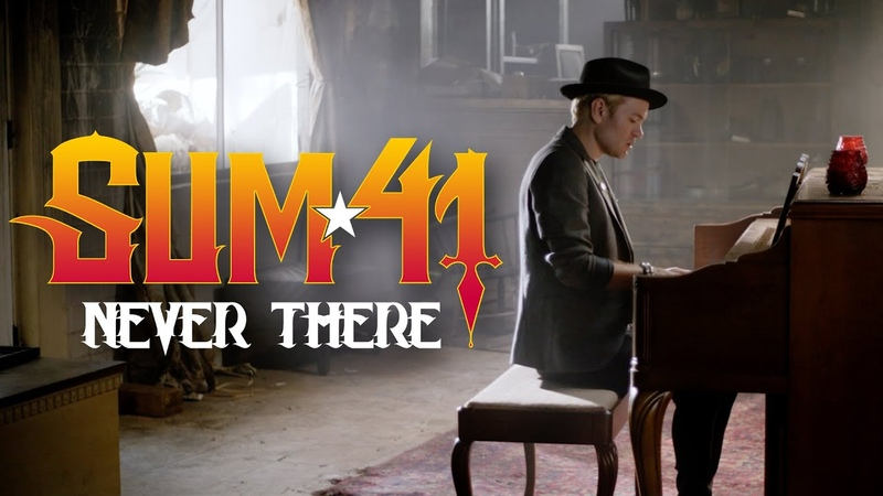 Sum 41 Never There Official Music Video