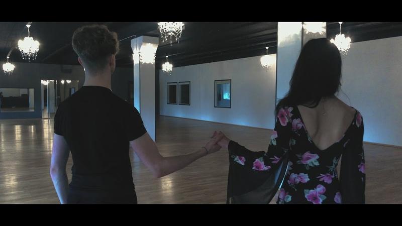 Madis Abel - Aleksandra Galkina | Dance Music Video