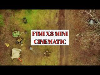 "FIMI X8 MINI CINEMATIC (F-LOG + COLOR CORRECTION) / РЕКОНСТРУКЦИЯ ""РУБЕЖ ОБОРОНЫ"" (ПРОТВИНО)"