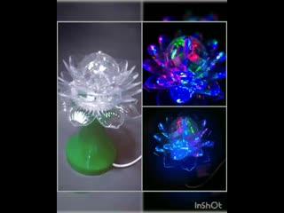 световые  шары