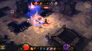 Diablo 3 - 2v2 Arena PvP - Gameplay