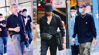 Asian's Men Street Fashion Epi 5 | TikTok China