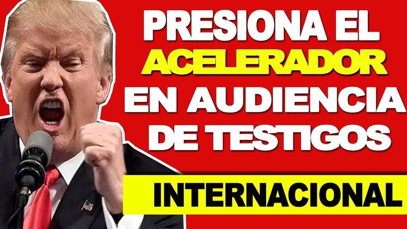 🔴NOTICIAS HOY 30 NOVIEMBRE 2020 NEWS TODAY Titán Patriota Presiona el Acelerador en Audiencia