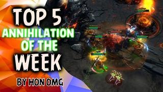HON OMG Top 5 Annihilation