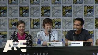 Bates Motel: Full 2016 San Diego Comic-Con Panel   A&E