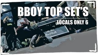 ⚡ bboy top sets 2021 / LOCALS ONLY 6  (BBOY BEST TOP SETS) #bmvideo #bboytopsets