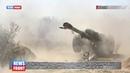 Артиллерийские подразделения морской пехоты уничтожили десант условного противника Центр 2019