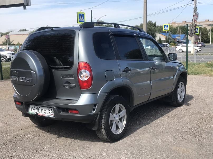 Купить Chevrolet Niva 2014г.в Максимальная | Объявления Орска и Новотроицка №7891