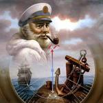 Капитан — стихи о профессиях