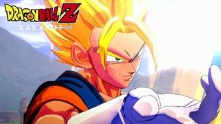 [Russian] DBZK Dragon Ball Z: Kakarot - Paris Games Week Trailer - PS4/XB1/PC