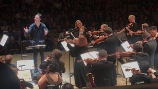 Theodor Currentzis and Mahler's 9th Symphony (fragment) Т. Курентзис и 9 симфония Малера (фрагмент)