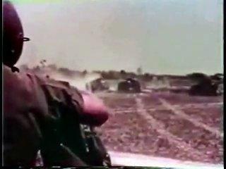 Кадры Война во Вьетнаме
