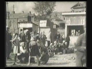 Социальная реклама полиции на оккупированных территориях (немецкая пропаганда 1942 года)