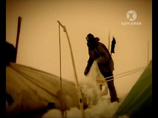 Буран Гонка к полюсу Blizzard Race To The Pole 6 серия
