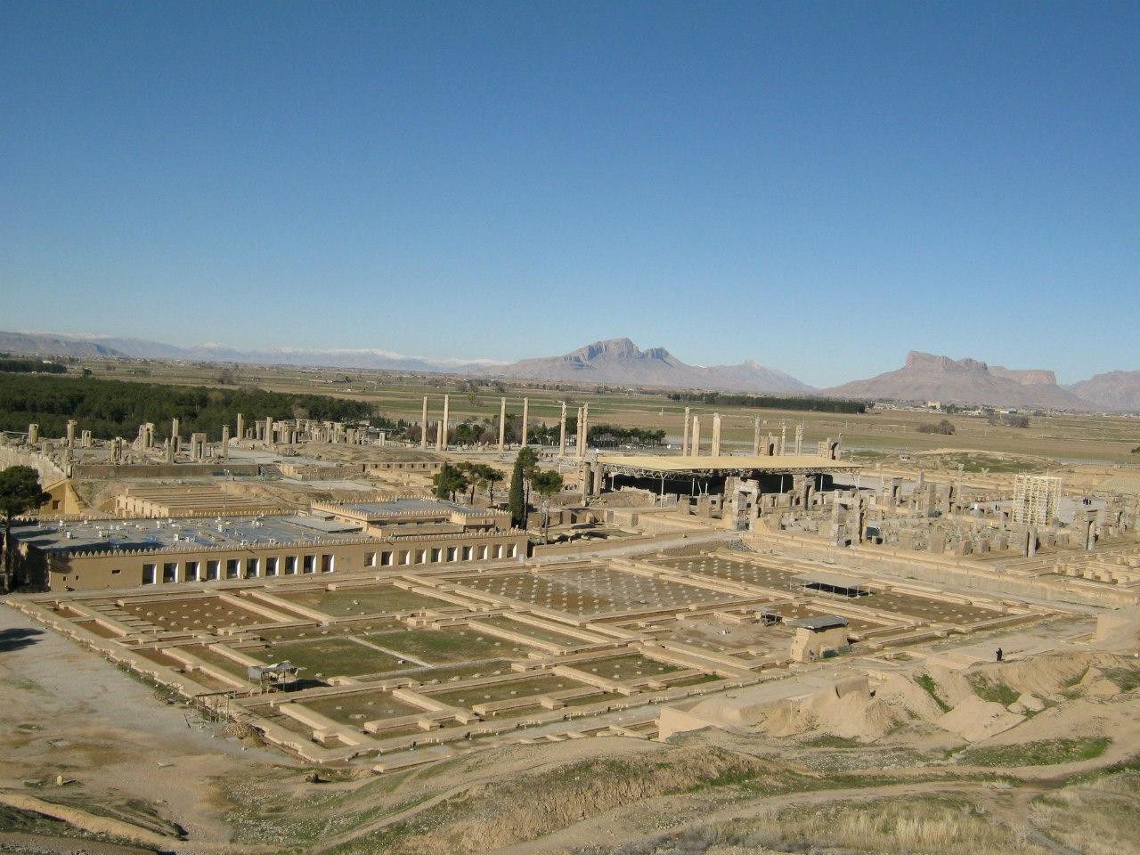 Центр Персеполиса