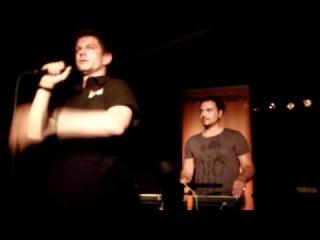 Frozen Plasma - Condense live zum Synthopia Festival 2011