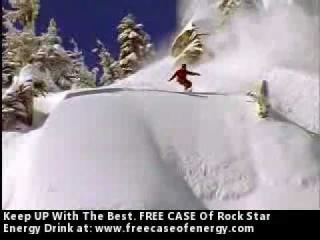 Wolfmother - Snowboarding - Avalanche Jeremy Jones