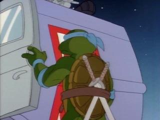 Черепашки мутанты ниндзя Teenage Mutant Ninja Turtles 39 серия Сезон №4 1990