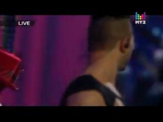 Градусы и Ева Польна - Я сошла с ума (МУЗ-ТВ 2012)