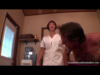 Goddess_Brianna_Massage_therapy_session_turns_a_smelly_foot