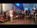 Btls on 2 hip hop final Levon vs Nikitos