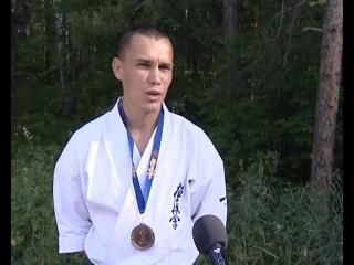 Николай Рыбаков - Чемпион Европы 2011.