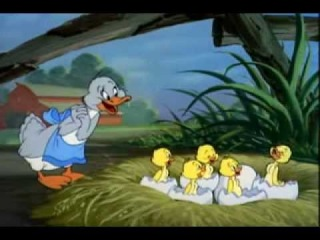 Tom and Jerry Cartoons - Just Ducky