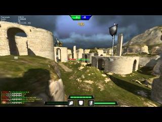 Shootmania 1v1 Joust ESL EU (fuerchter vs. neckotyan)