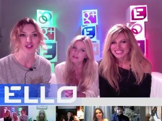 Видеовстреча с группой Reflex на Google+