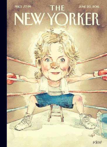The New Yorker June 20 2016