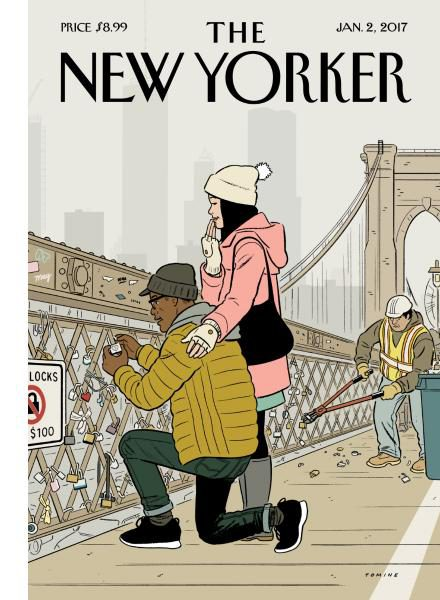 The New Yorker - January 2 2017  MyEconomicsIs
