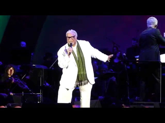Oogie Boogie's Song by Ken Page Nightmare Before Christmas Live @ The Hollywood Bowl 10 31 2015