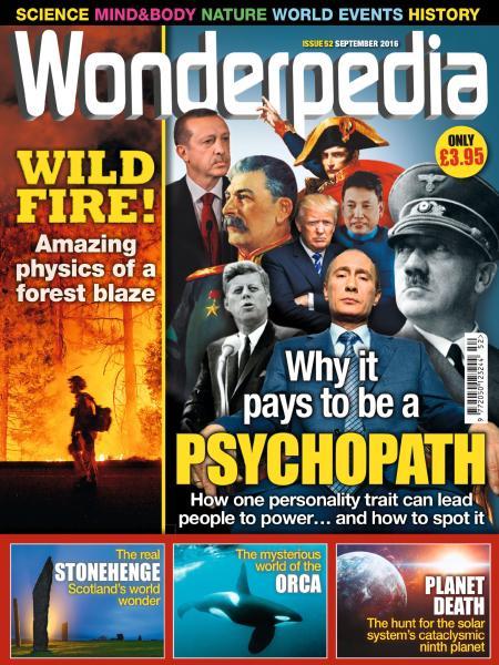 Wonderpedia - September 2016