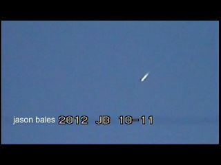 Up to the Minute UFO SIGHTING | October 11, 2012 | Tennessee.