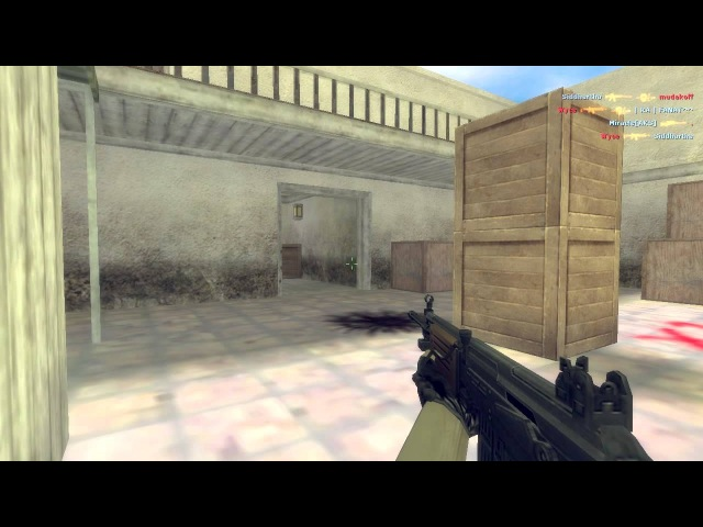 Wyce galil ACE vs MIX