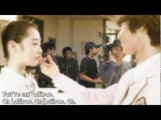 Engsub  Lollipop - F(x) ft. SHINee ( 1st album Pinocchio )