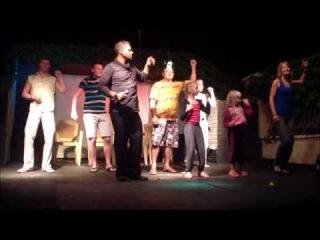 Клубный танец отеля Camyuva Beach 2012.)))