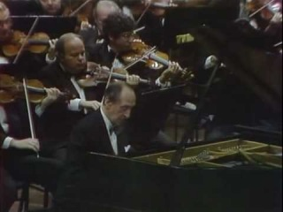 Horowitz Play Rachmaninov Piano Concerto No 3 1978 Mov 1Part1