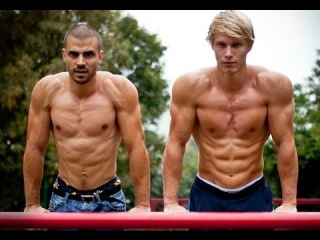 Calisthenics fitness from the streets Czech rep.