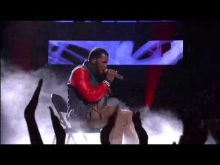 Jason Derulo - Undefeated ( Live at American Idol )