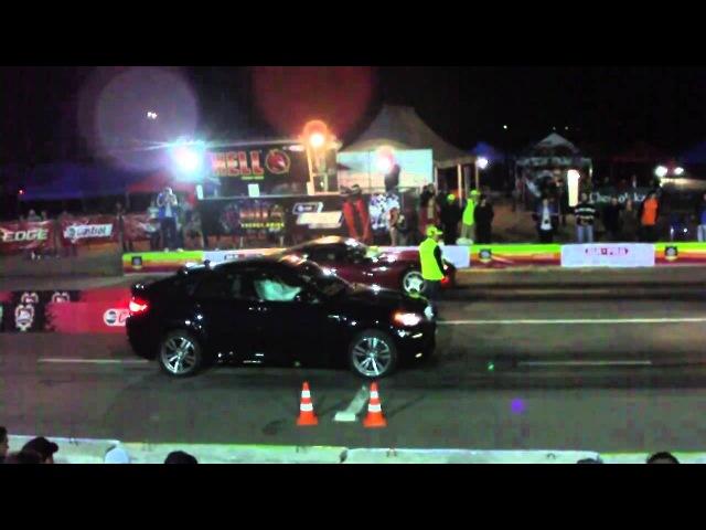 Dodge Viper vs BMW X6