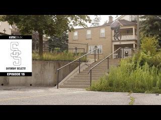 Darryl Tocco Titan Video Raw - Ep. 15 Kink BMX Saturday Selects // insidebmx
