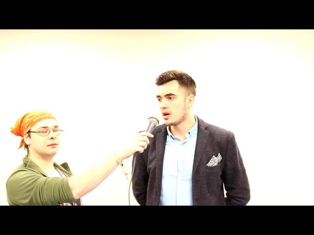 Play2Live CryptoMasters Интервью с Павлом Базылюком