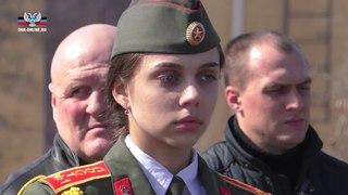 Военнослужащих ДНР, проходящих реабилитацию в России, наградили памятными медалями